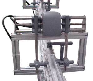 FlexLink Automatic Adjustable Guiderail